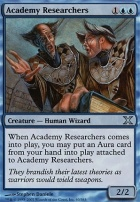 10th Edition Foil: Academy Researchers