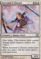 10th Edition Foil: Ancestor's Chosen