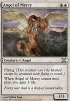 10th Edition Foil: Angel of Mercy