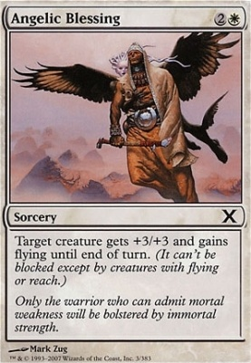 10th Edition: Angelic Blessing