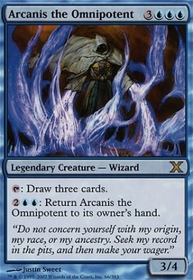 10th Edition: Arcanis the Omnipotent