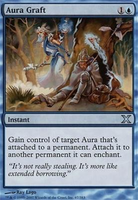 10th Edition: Aura Graft