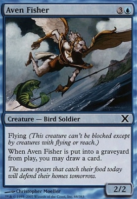 10th Edition: Aven Fisher
