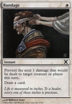 10th Edition Foil: Bandage