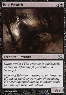 10th Edition: Bog Wraith