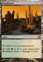 10th Edition: Brushland