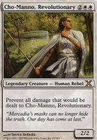 10th Edition: Cho-Manno, Revolutionary