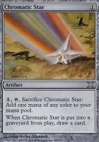 10th Edition Foil: Chromatic Star