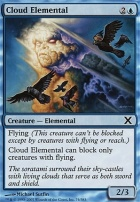 10th Edition: Cloud Elemental