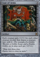 10th Edition Foil: Coat of Arms