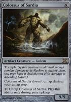10th Edition: Colossus of Sardia
