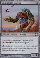 10th Edition: Composite Golem
