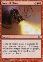 10th Edition: Cone of Flame