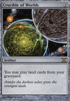 10th Edition: Crucible of Worlds