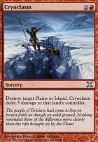 10th Edition: Cryoclasm