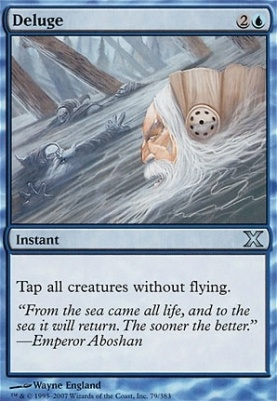 10th Edition: Deluge