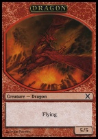 10th Edition: Dragon Token