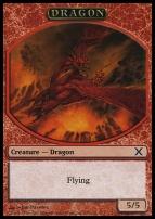10th Edition: Dragon Token