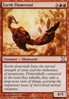 10th Edition: Earth Elemental