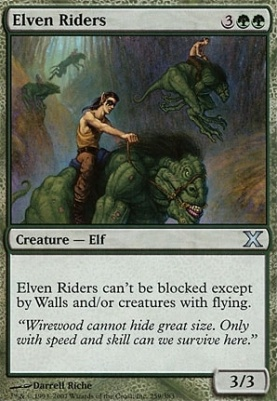 10th Edition: Elven Riders