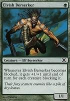 10th Edition: Elvish Berserker