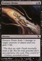 10th Edition: Essence Drain