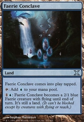 10th Edition: Faerie Conclave