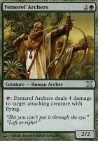 10th Edition: Femeref Archers