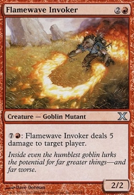 10th Edition: Flamewave Invoker