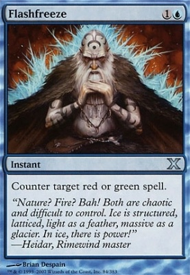 10th Edition: Flashfreeze
