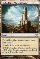 10th Edition: Forbidding Watchtower