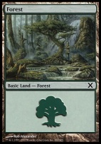 10th Edition: Forest (382 C)