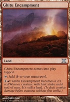 10th Edition: Ghitu Encampment
