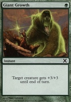 10th Edition: Giant Growth