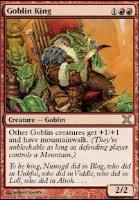 10th Edition: Goblin King