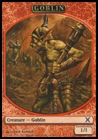 10th Edition: Goblin Token