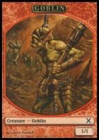 10th Edition: Goblin Token
