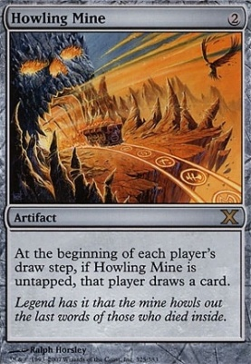 10th Edition Foil: Howling Mine