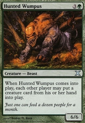10th Edition: Hunted Wumpus