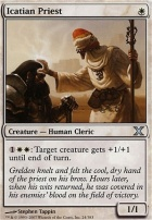 10th Edition: Icatian Priest