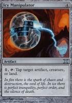 10th Edition: Icy Manipulator