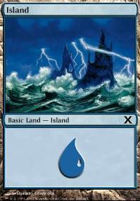 10th Edition: Island (368 A)