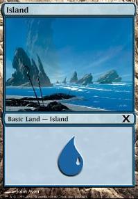 10th Edition: Island (369 B)