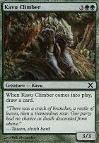 10th Edition: Kavu Climber