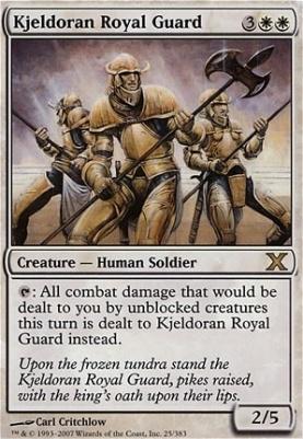 10th Edition: Kjeldoran Royal Guard