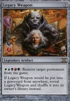 10th Edition Foil: Legacy Weapon