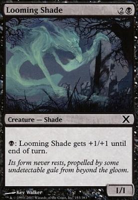 10th Edition: Looming Shade