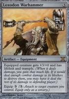 10th Edition: Loxodon Warhammer
