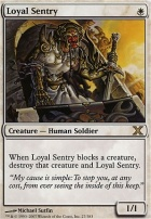 10th Edition: Loyal Sentry