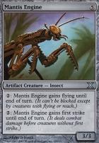 10th Edition: Mantis Engine